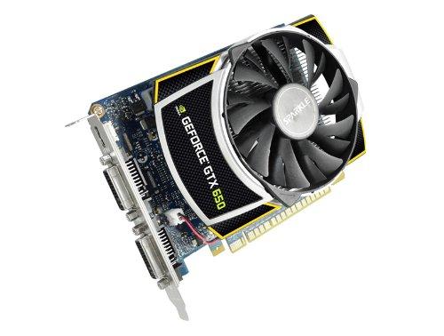 Sparkle Technology SX650S1024KDD GeForce GTX 650 1GB GDDR5 Grafikkarte - Grafikkarten (GeForce GTX 650, 1 GB, GDDR5, 128 Bit, 2560 x 1600 Pixel, PCI Express 3.0)