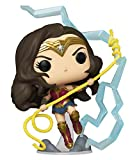 POP Funko WW84 Wonder Woman 361 Wonder Woman Glows in The Dark 2020 Convention...