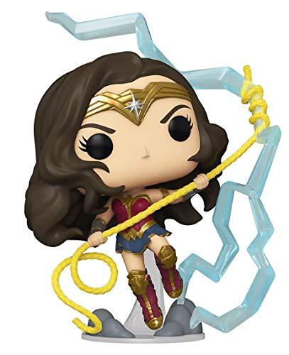 POP Funko WW84 Wonder Woman 361 Wonder Woman Glows in The Dark 2020 Convention