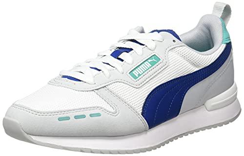 PUMA Unisex R78 Sneaker, weiß, 39 EU