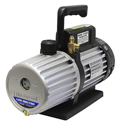 MASTERCOOL 6 CFM Single Stage Vacuum Pump 90066-B