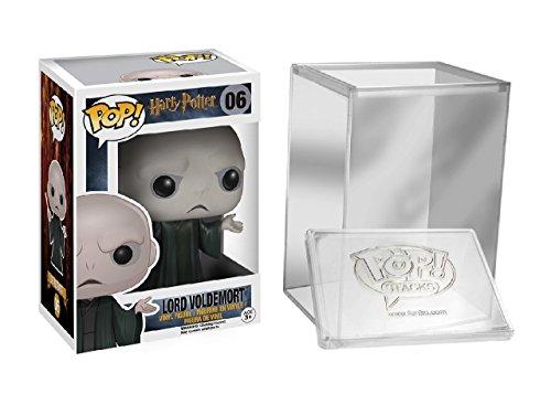 Funko POP! Harry Potter: Voldemort + caja protectora