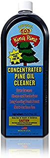 KING PINE Concentrated Pine Oil Cleaner - Multi-Surface Cleaner - Original , 12 fl oz