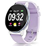 GOKOO Smartwatch Donna Orologio Intelligente Fitness con Full Touch Screen Impermeabile IP67...