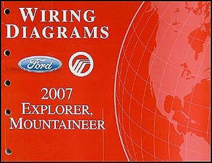 ford explorer wire diagram 2007 ford explorer  mercury mountaineer wiring diagrams ford ford explorer wiring diagram free 2007 ford explorer  mercury mountaineer