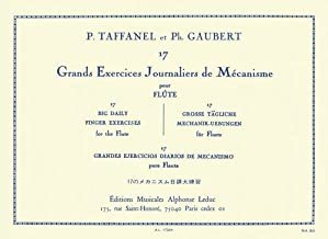Taffanel/Gaubert: 17 Daily Exercises