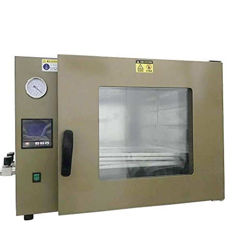 ABLAZE 1.9 CF Vacuum Degassing Purging Oven LED built-in 4 Sided Pad