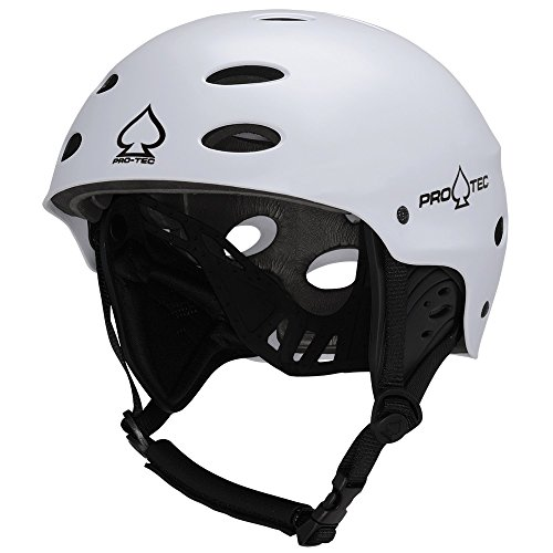 Pro-Tec Ace Wake Helmet, Satin White, XL