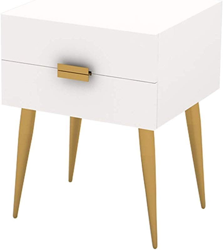 Bedside Table Bedside Table Garden Style Creative High Foot Small Cabinet Bedroom Bedside Cabinet Small Space Bed Corner Table Suitable For Living Room Bedroom Study