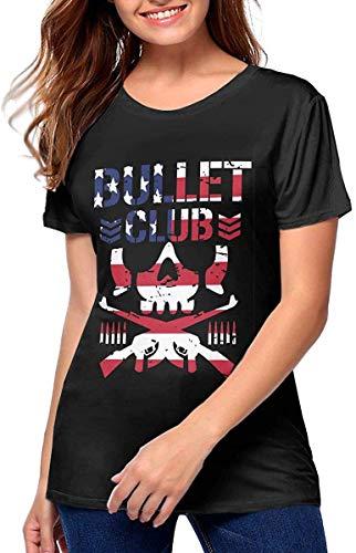 Ahdhfsyhd Woman'S Bullet Club Cool T Shirt