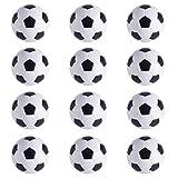 RAYNA GAMES Juego de 12 pelotas de futbolín (36 mm)
