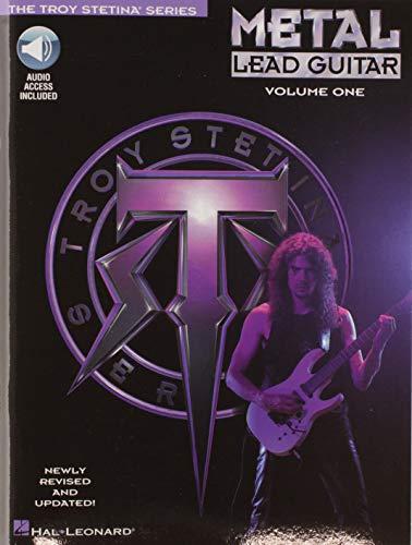 Metal Lead Guitar Method (Revised) Volume 1 Tab Book