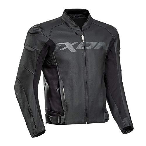 Ixon Chaqueta moto Sparrow Negro, Negro, XL