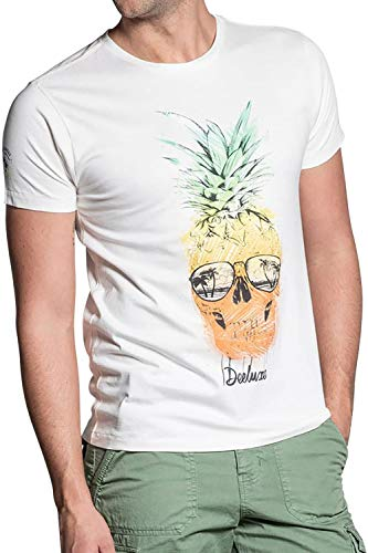 Deeluxe Eddy TS M M+ Camiseta para Hombre