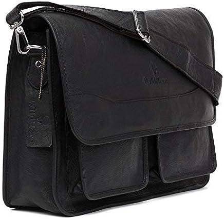 WildHorn Bag For Women,Black - Messenger Bags