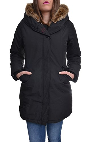Canadian Classics Damen Mantel Regular Fit CN.G213062W, Gr. 46, Schwarz (balck)