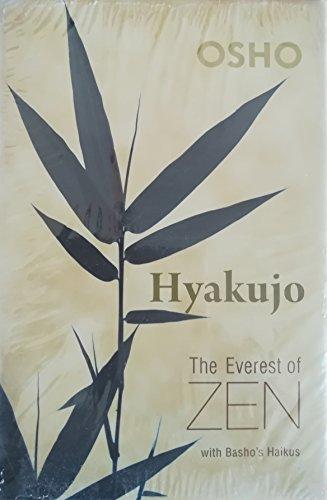 Hyakujo the Everest of Zen cover art