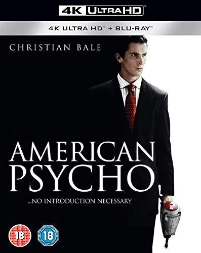 American Psycho (2 Blu-Ray) [Edizione: Regno Unito] [Italia] [Blu-ray]