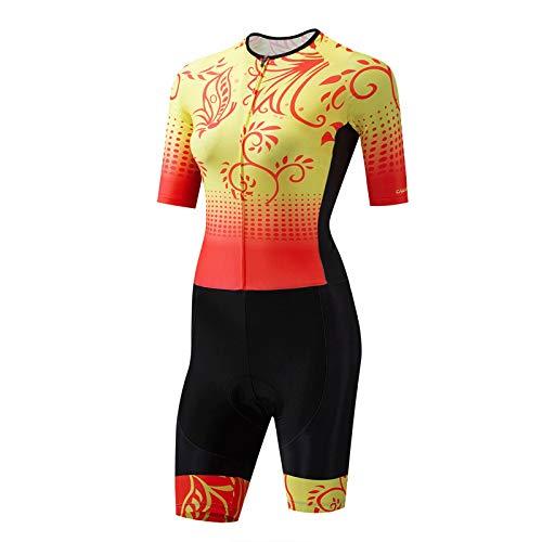 WPW Conjunto de Maillot de Ciclismo para Mujer, Equipo de Ropa de...