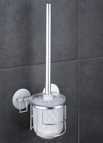 WC-Garnitur fester Halt durch TurboFIX-Klebepad-System