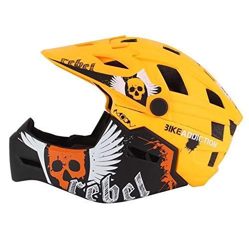 Casco de bicicleta, bicicleta de montaña Ligero Casco Casco niño que monta...