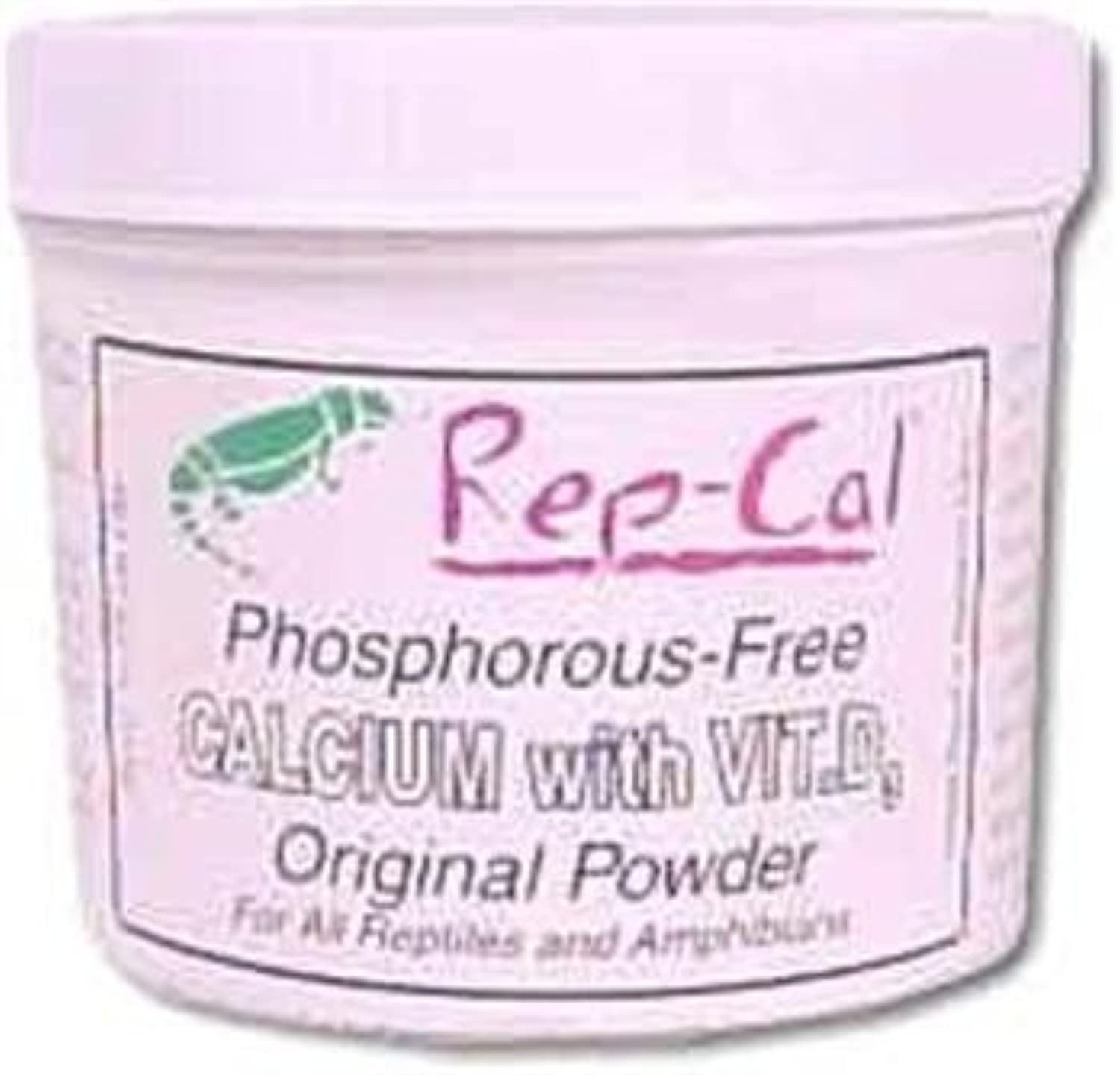 Rep  cal Fine Calcium Powder 5.2oz by RepCal Research Labs