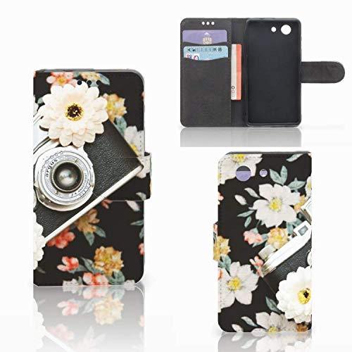 B2Ctelecom Handyhüllen kompatibel für Sony Xperia Z3 Compact Handyhülle...
