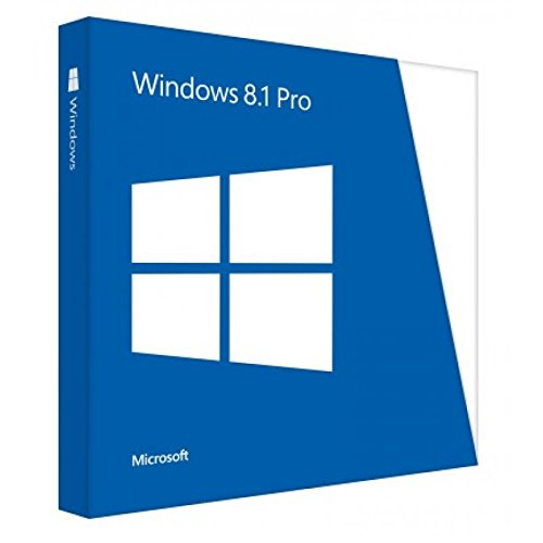 Windows 8.1 Pro GGK 64 bit - 1 poste [import anglais]