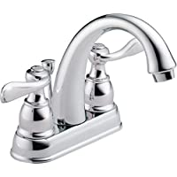 Delta Windemere Centerset Bathroom Sink Faucet (Chrome)