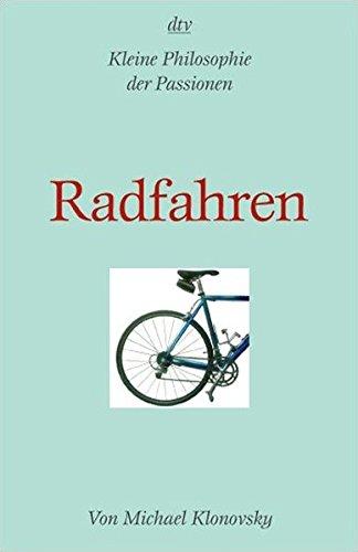 Radfahren (dtv Fortsetzungsnummer 45, Band 34289)