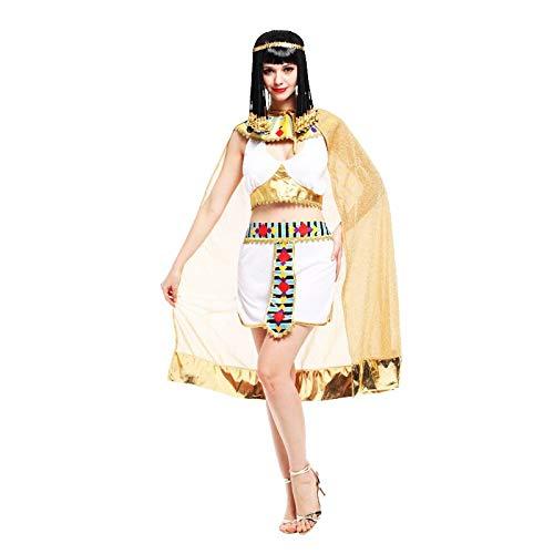 GHMOZ Cosplay Egipcio Sexy de la Reina, Traje de Cosplay for Mujer ...
