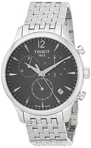 Tissot T0636171106700 - Orologio da polso uomo, acciaio inox, colore: argento