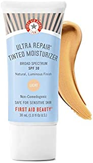 First Aid Beauty Ultra Repair Tinted Moisturizer, Light