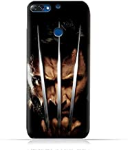Lenovo K5 Note 2018 TPU Soft Protective Silicone Case with Wolverine Design