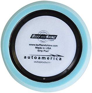 Boina de Espuma Blue Waffle 7,5 pol c/Anel Centralizador Buff and Shine