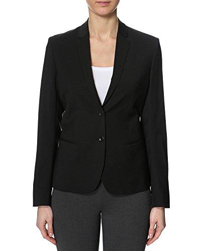 Filippa K Jackie Cool Wool Jacket, Blazer Donna, Nero (Black), 8 (Taglia Produttore: Medium)