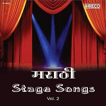 Marathi Stage Songs Vol 2