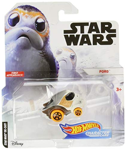 Hot Wheels Star Wars Porg Vehicle