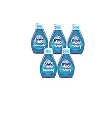 Dawn Platinum Powerwash Dish Spray Fresh Scent Refill - Multi 5 Pack