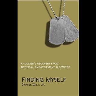 Finding Myself audiobook cover art