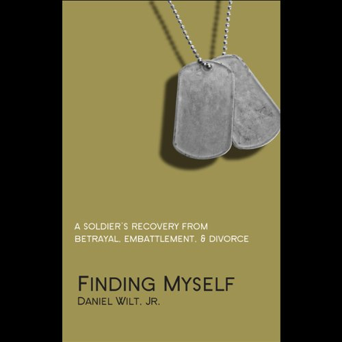 Finding Myself audiobook cover art