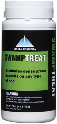 United Chemical Swamp Treat SWAM-C12 Pool Elimina Factory Limited price sale outlet Algae Swimming