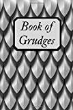 Book of Grudges Journal