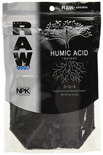 NPK Industries RAW Humic Acid 8 oz