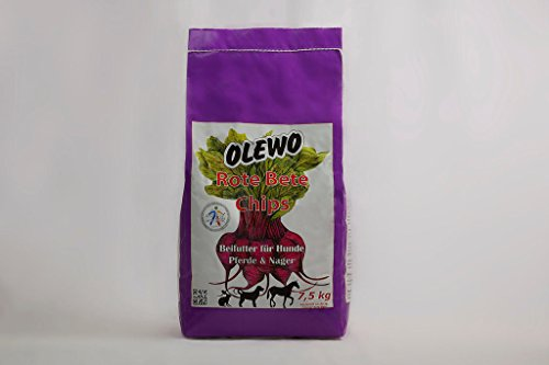 Olewo Rote Bete-Chips 7,5 Kg