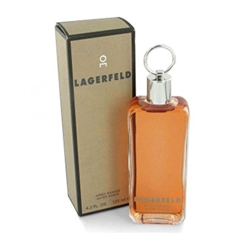 Karl Lagerfeld Classic Aftershave Lotion, 100 ml