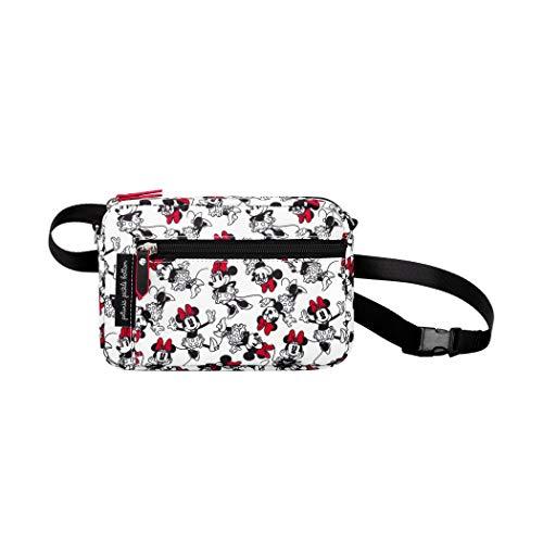 Petunia Pickle Bottom Adventurer Belt Bag in Disney's Minnie The Muse
