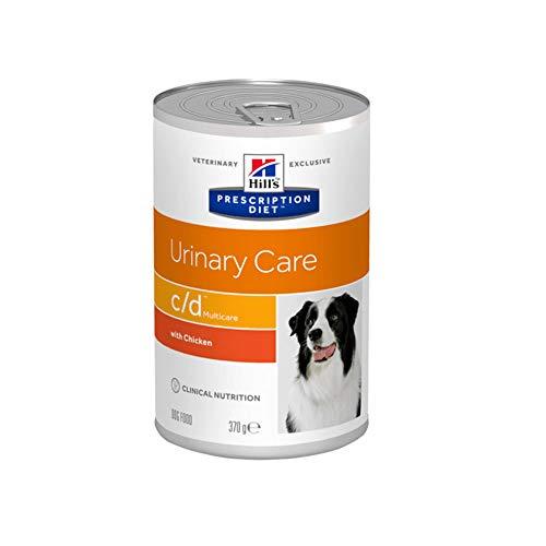 prescription diet c/d urinary care Hunde nassfutter 12 Dosen x 370 g