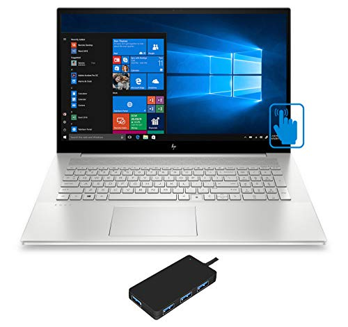 Compare HP Envy 17t-cg000 10th Gen Home Business vs other laptops