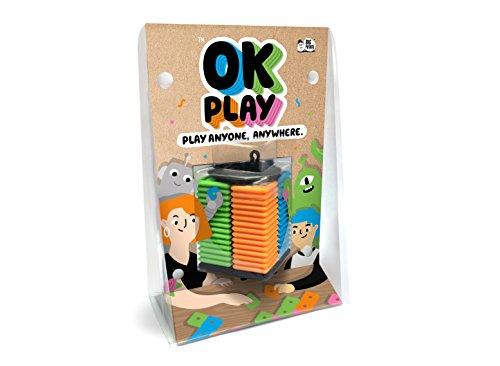 OK Play : Le jeu « 5 tuiles à la suite » super simple